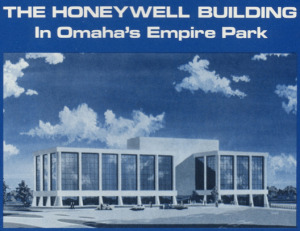 Honeywell Building Empire Park In Omaha Ron Abboud Real Estate Development